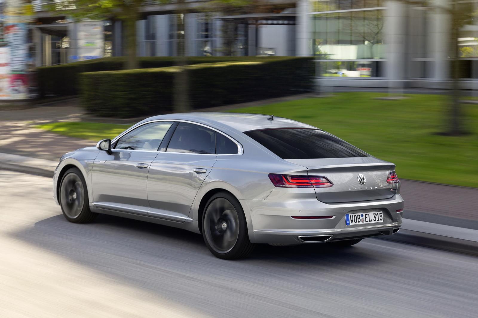 Volkswagen Arteon 2018 (51)