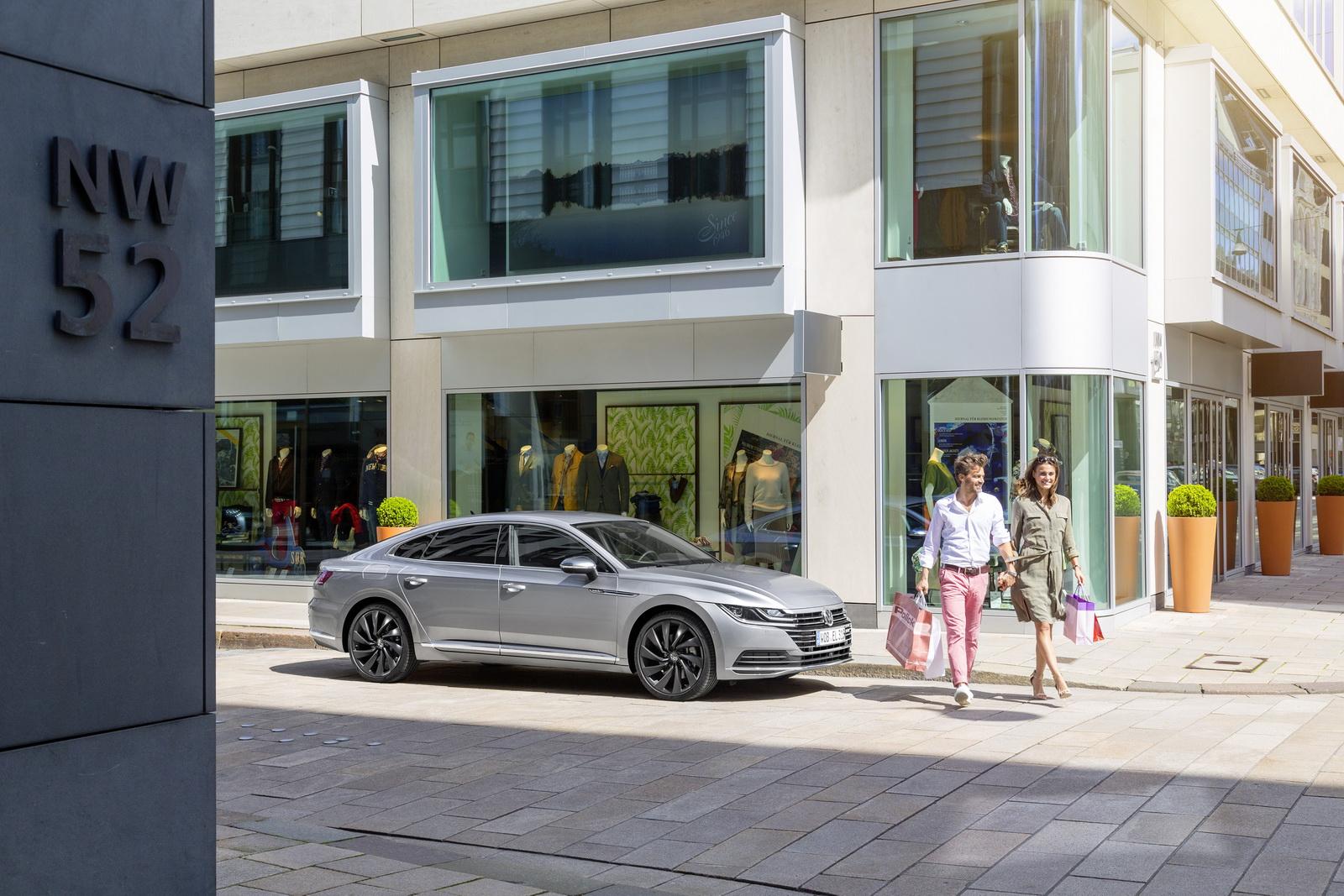 Volkswagen Arteon 2018 (55)