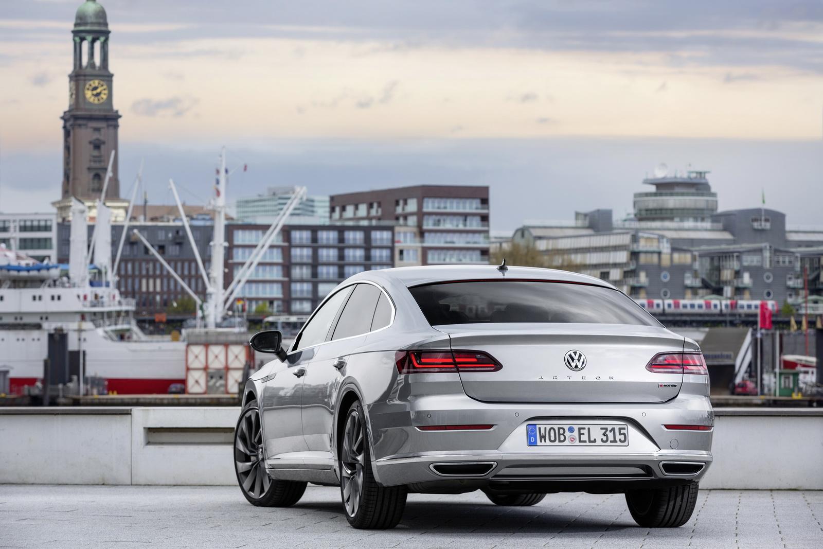 Volkswagen Arteon 2018 (56)