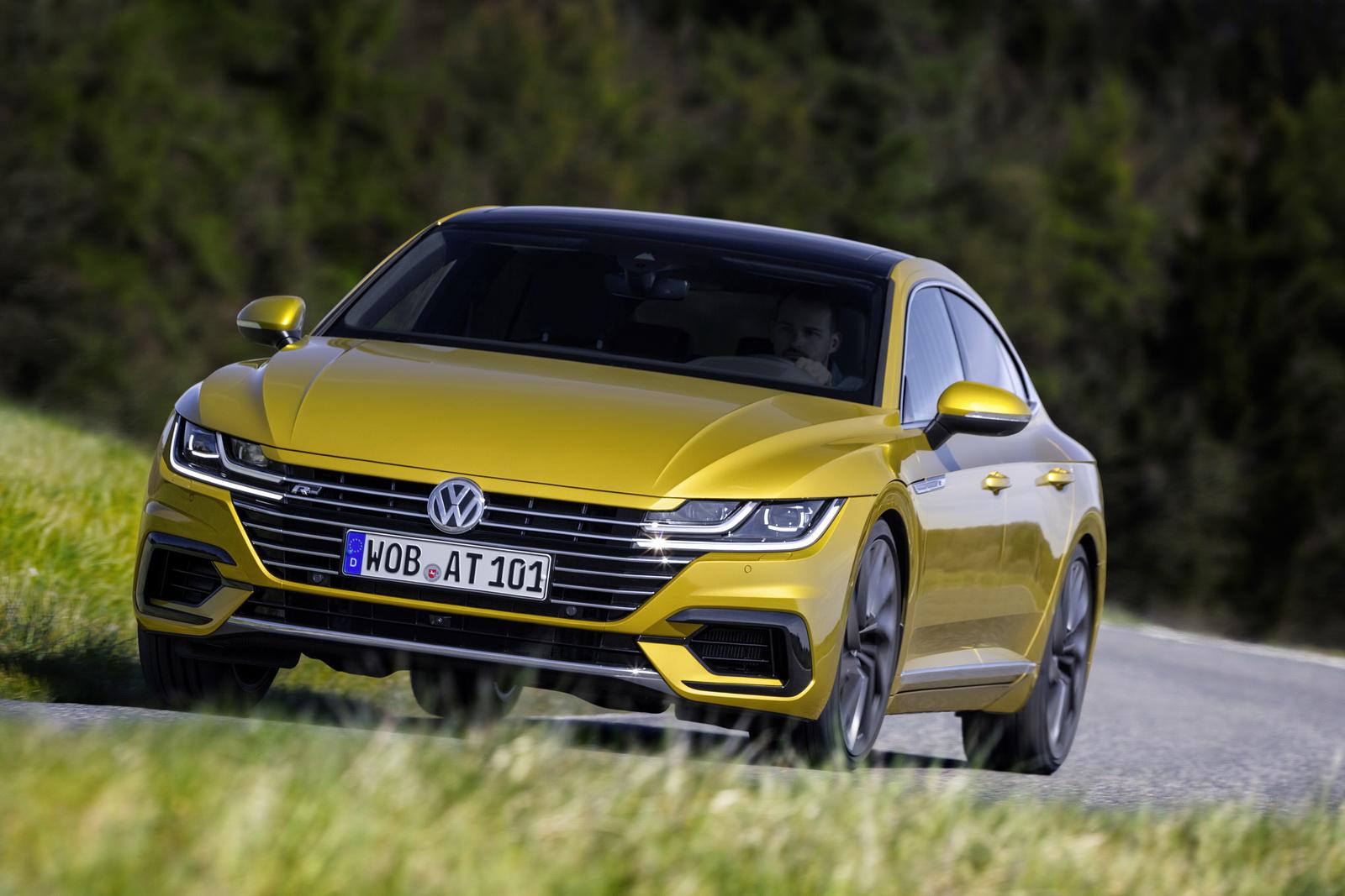 Volkswagen Arteon 2018 (6)