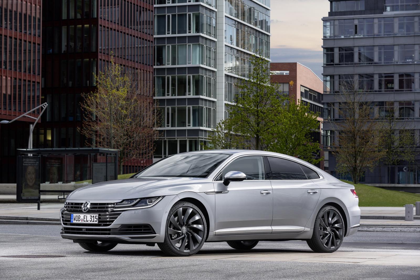 Volkswagen Arteon 2018 (60)