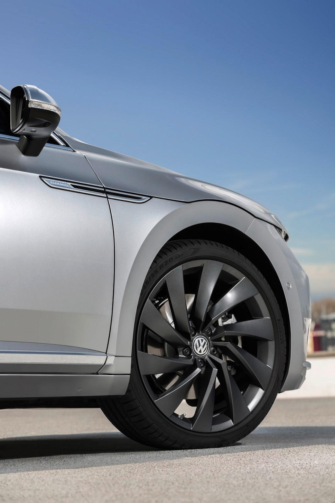 Volkswagen Arteon 2018 (64)