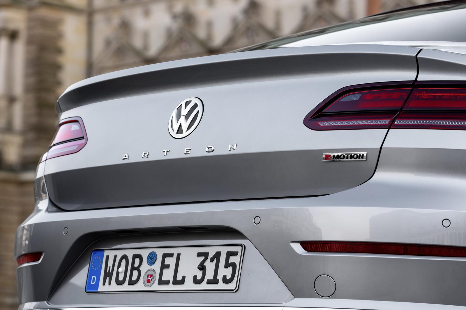 Volkswagen Arteon 2018 (65)