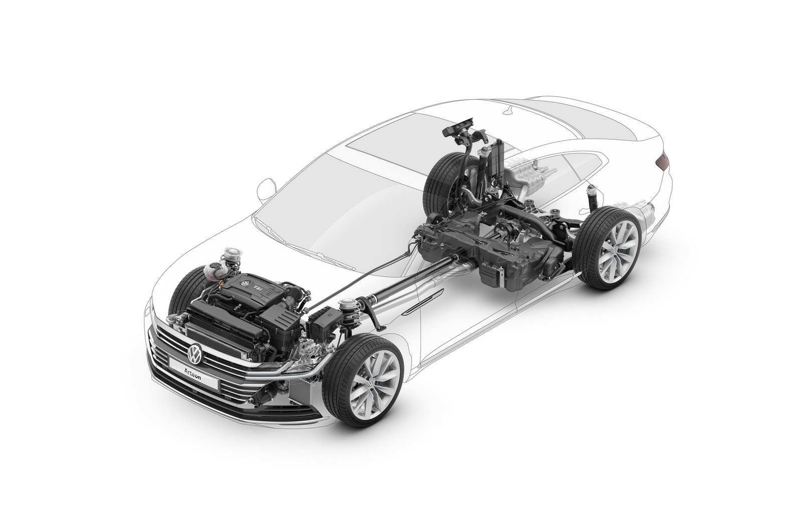 Volkswagen Arteon 2018 (67)