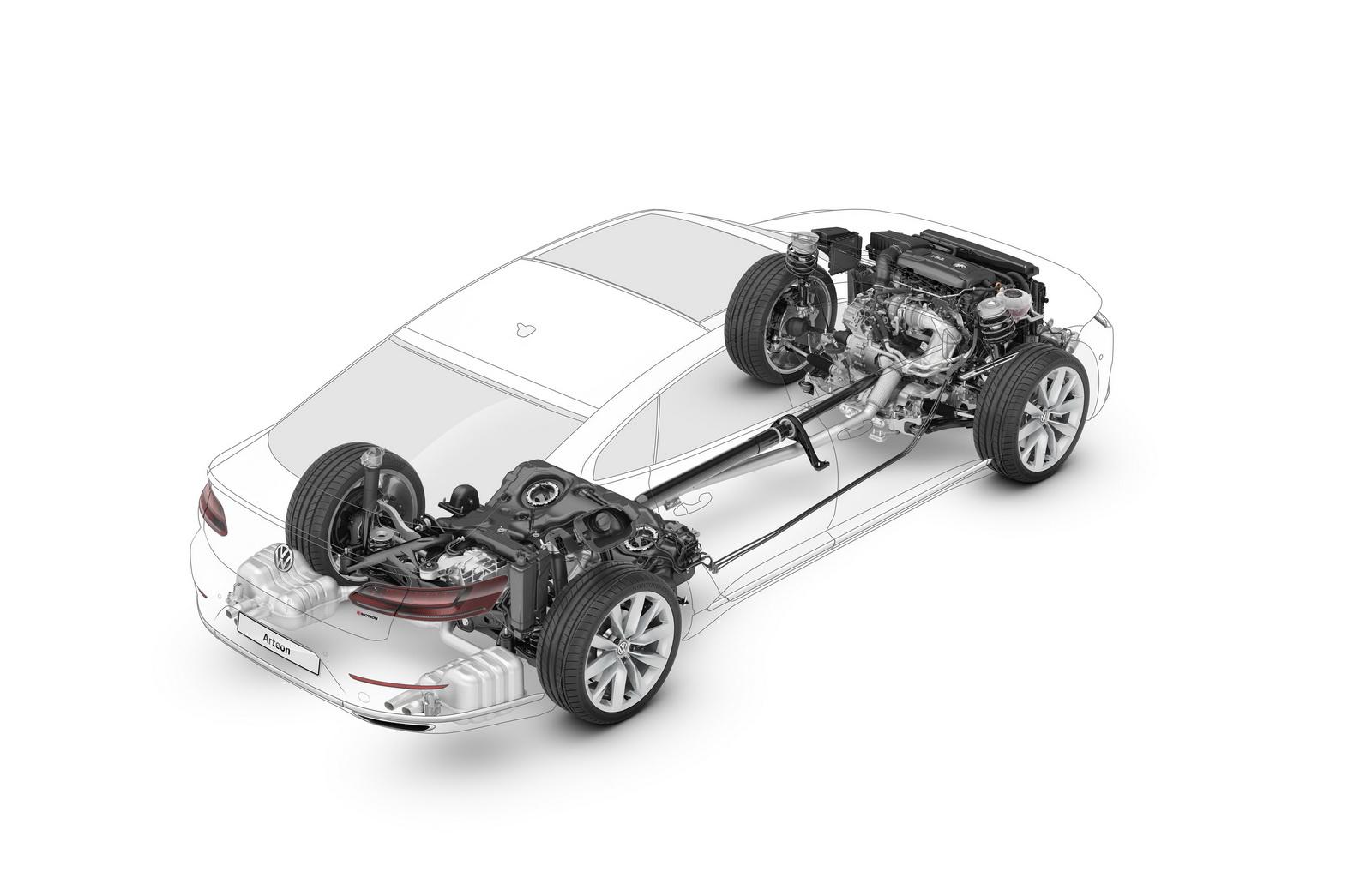 Volkswagen Arteon 2018 (68)