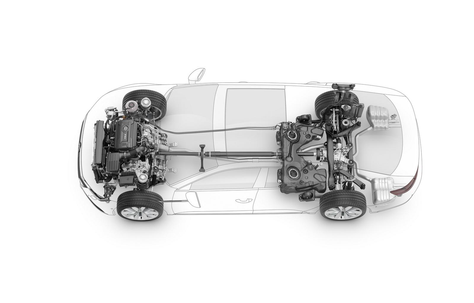 Volkswagen Arteon 2018 (69)