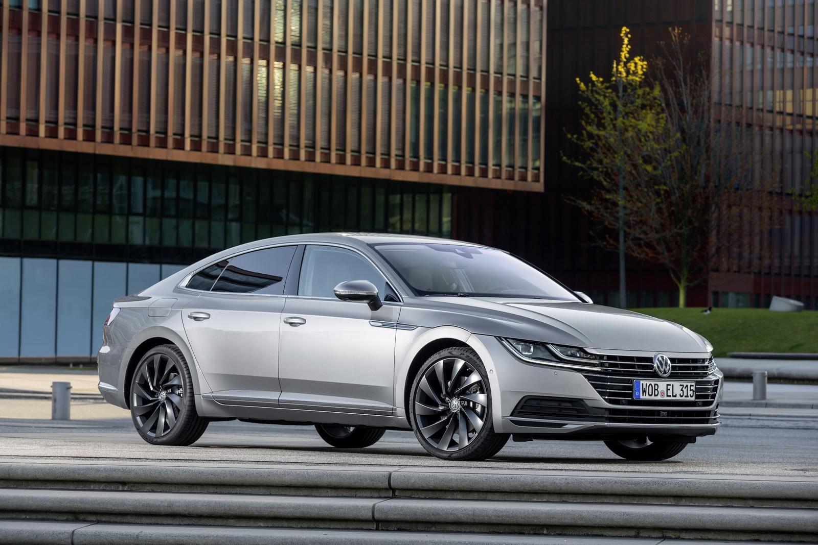 Volkswagen Arteon 2018 (75)
