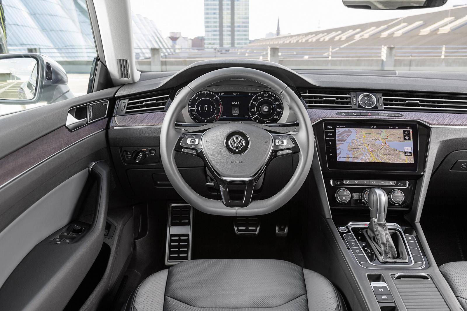Volkswagen Arteon 2018 (78)
