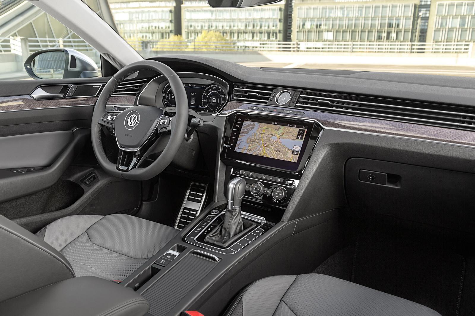 Volkswagen Arteon 2018 (79)