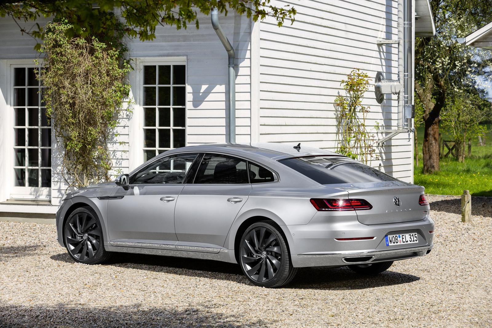 Volkswagen Arteon 2018 (84)