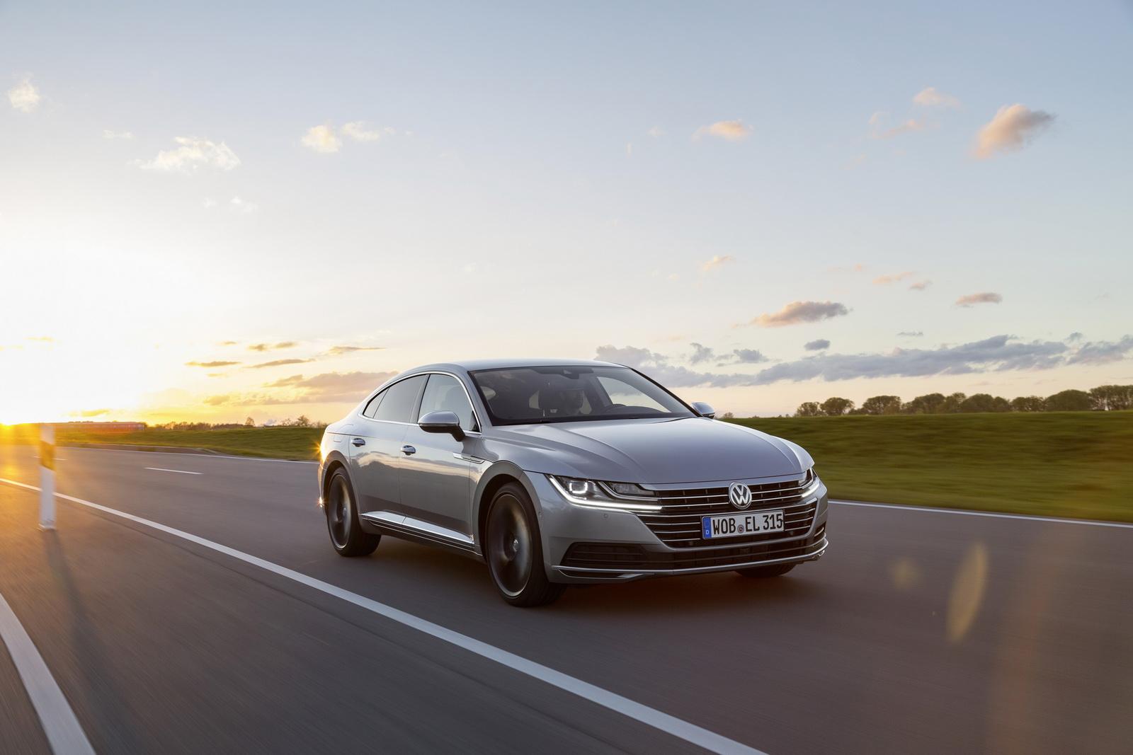 Volkswagen Arteon 2018 (90)