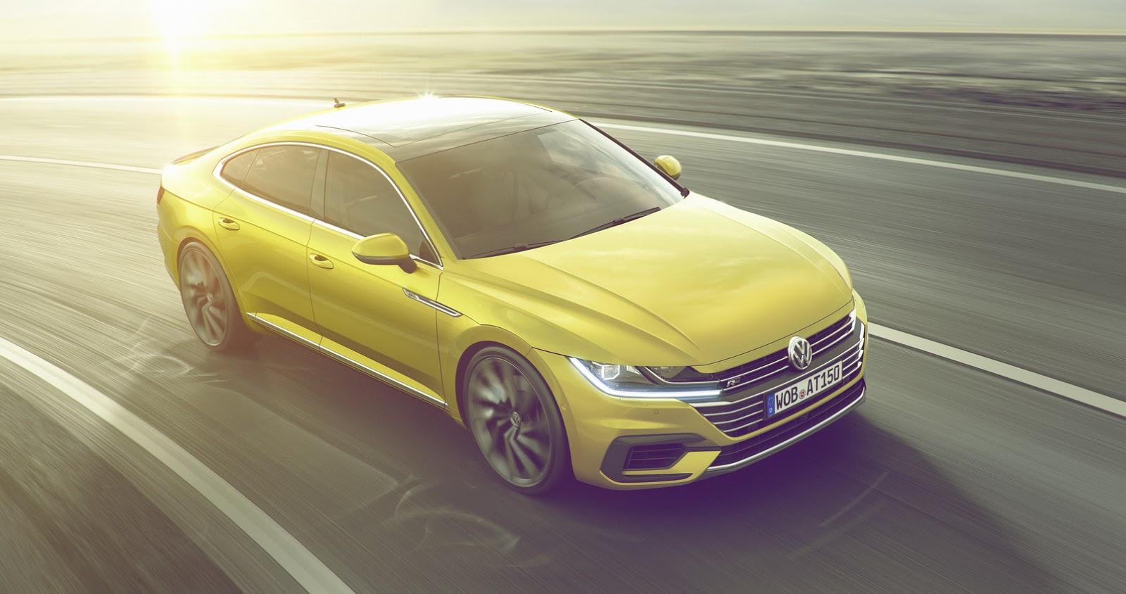 Volkswagen Arteon 2018 (12)