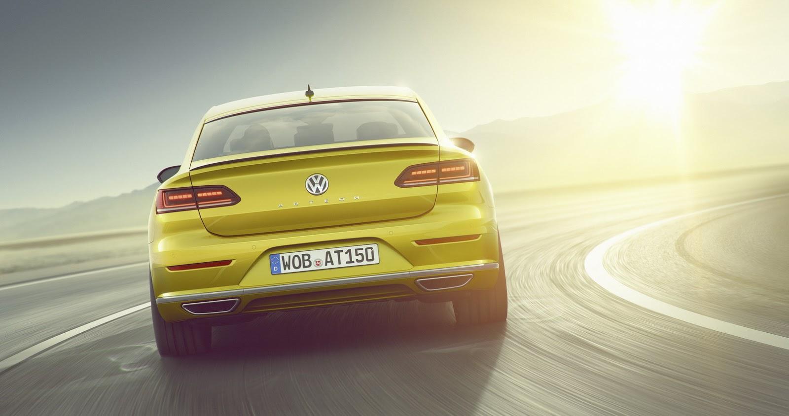 Volkswagen Arteon 2018 (15)