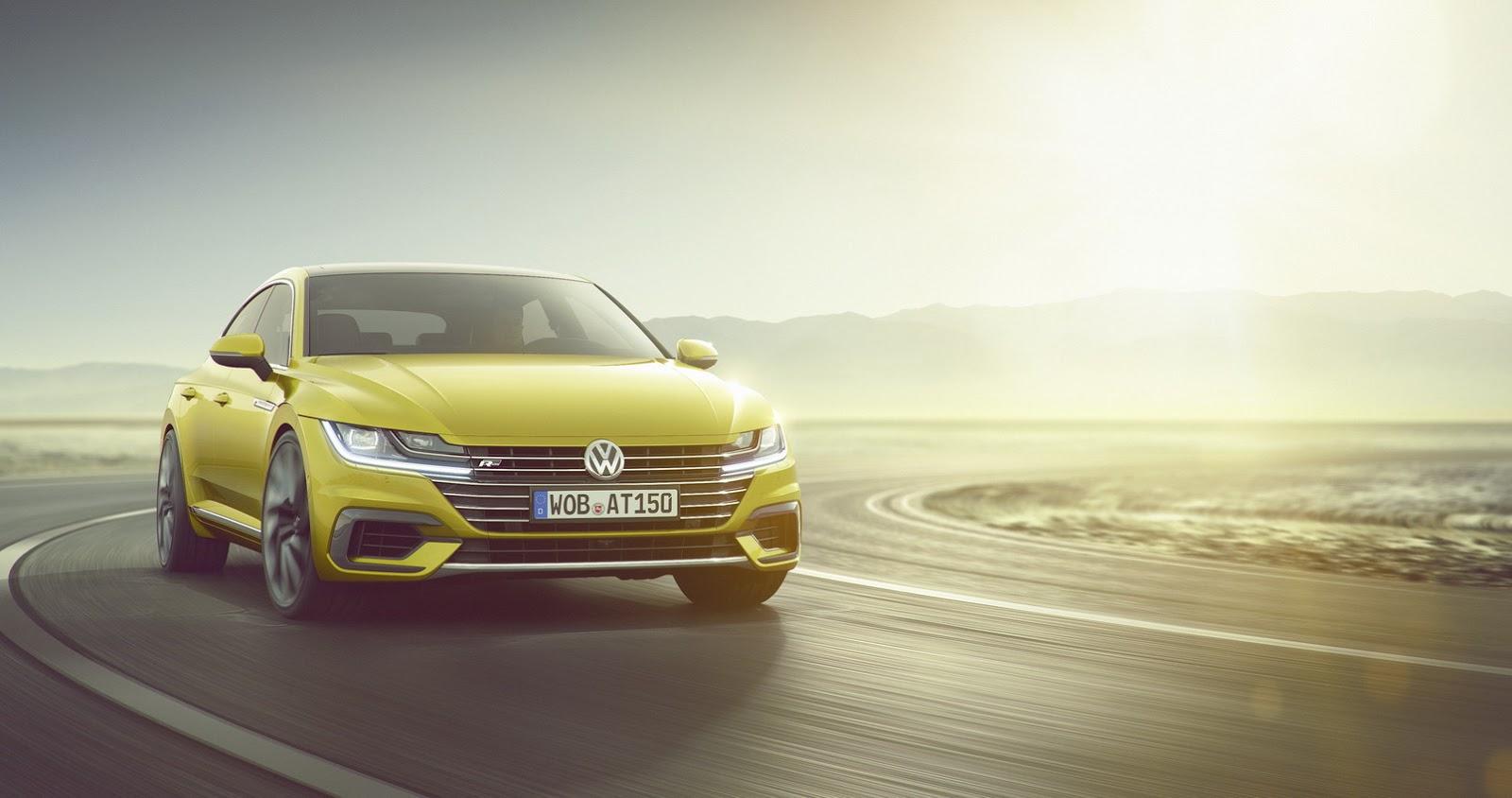Volkswagen Arteon 2018 (17)