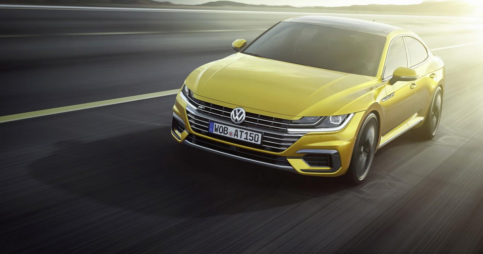Volkswagen Arteon 2018 (18)