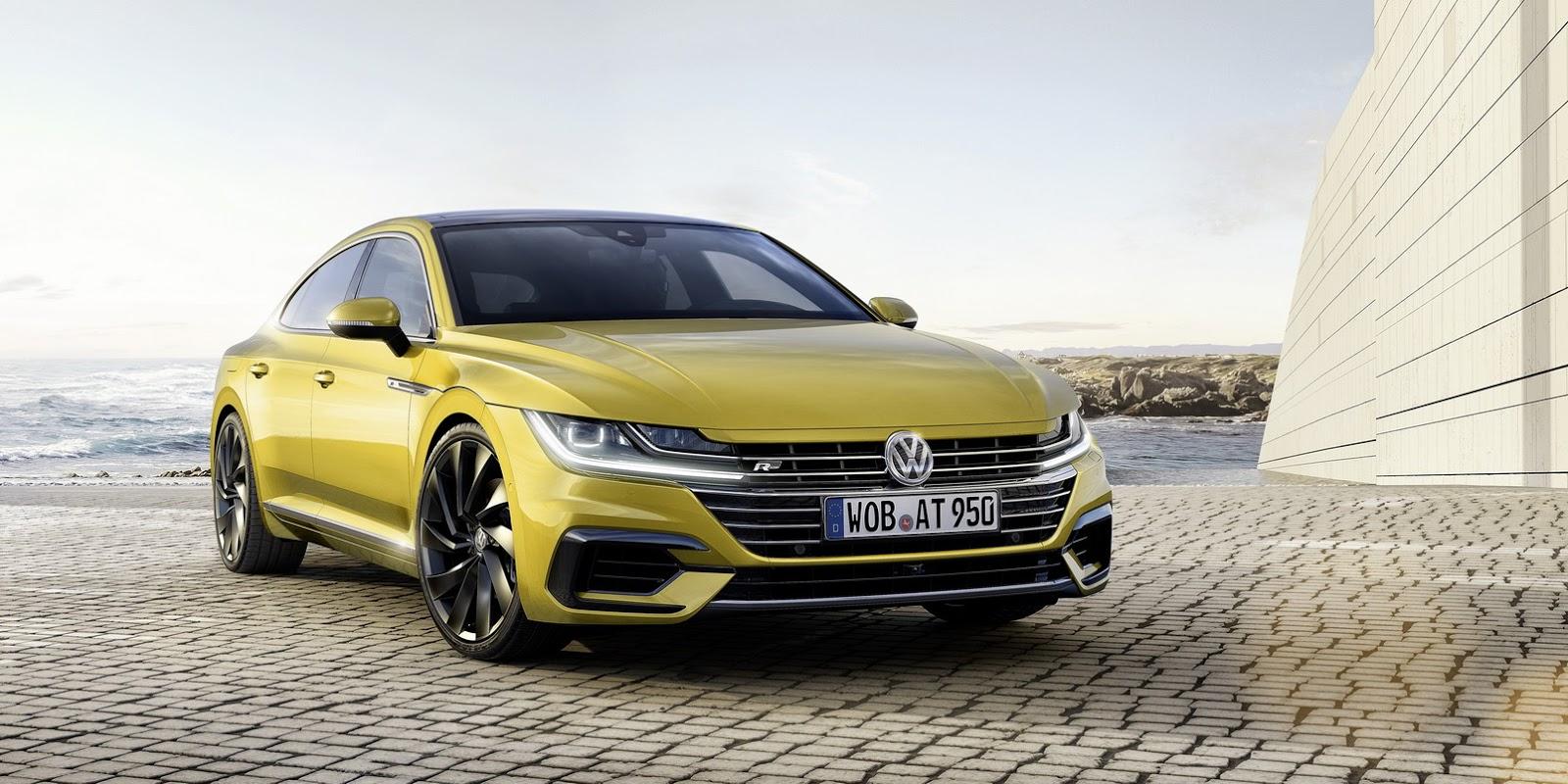 Volkswagen Arteon 2018 (2)