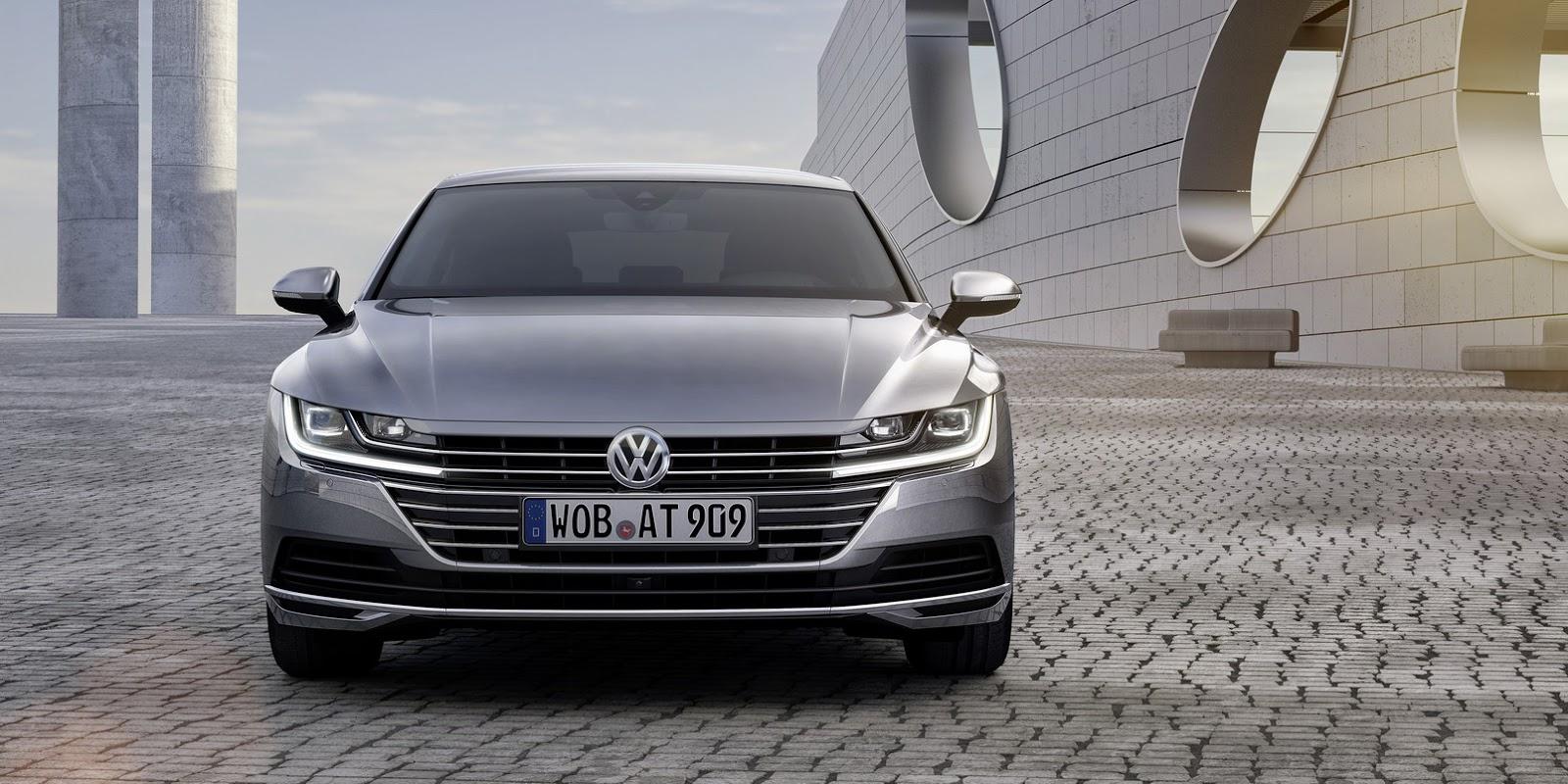 Volkswagen Arteon 2018 (33)