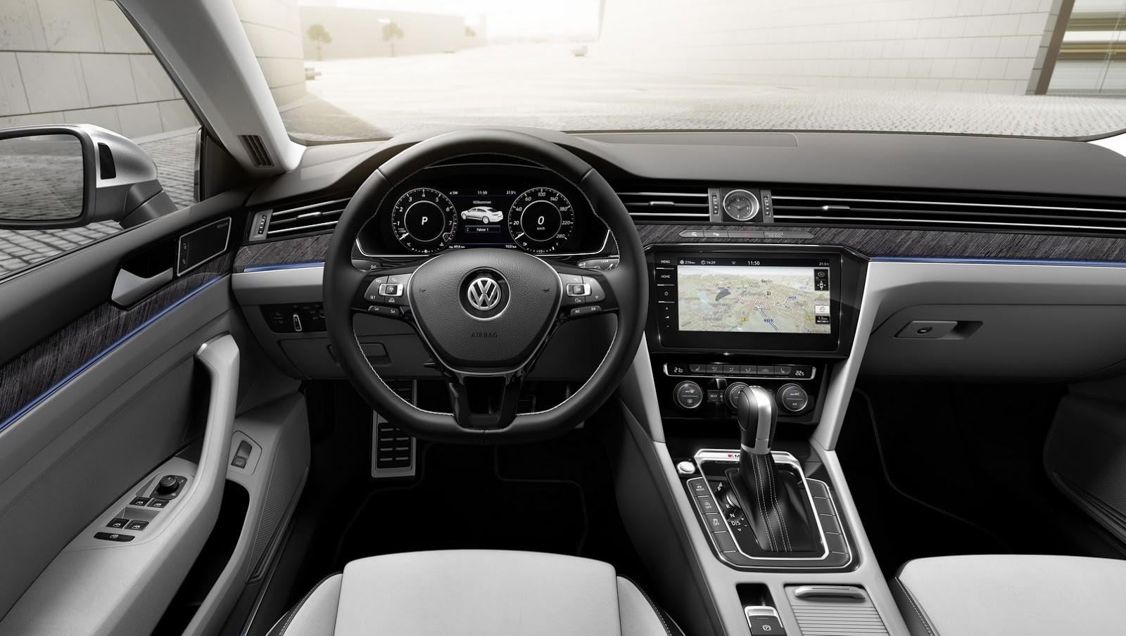 Volkswagen Arteon 2018 (36)