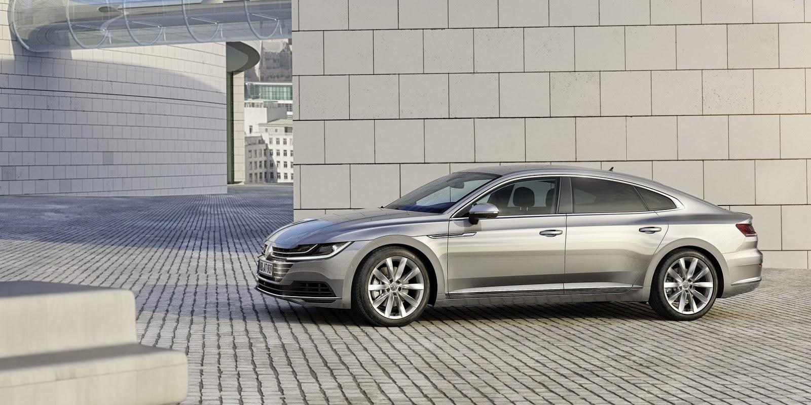 Volkswagen Arteon 2018 (39)