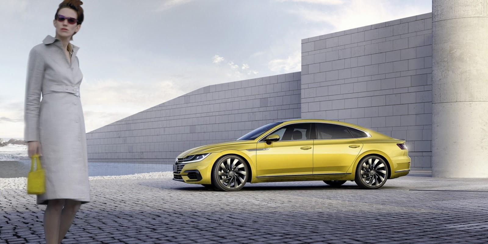 Volkswagen Arteon 2018 (40)