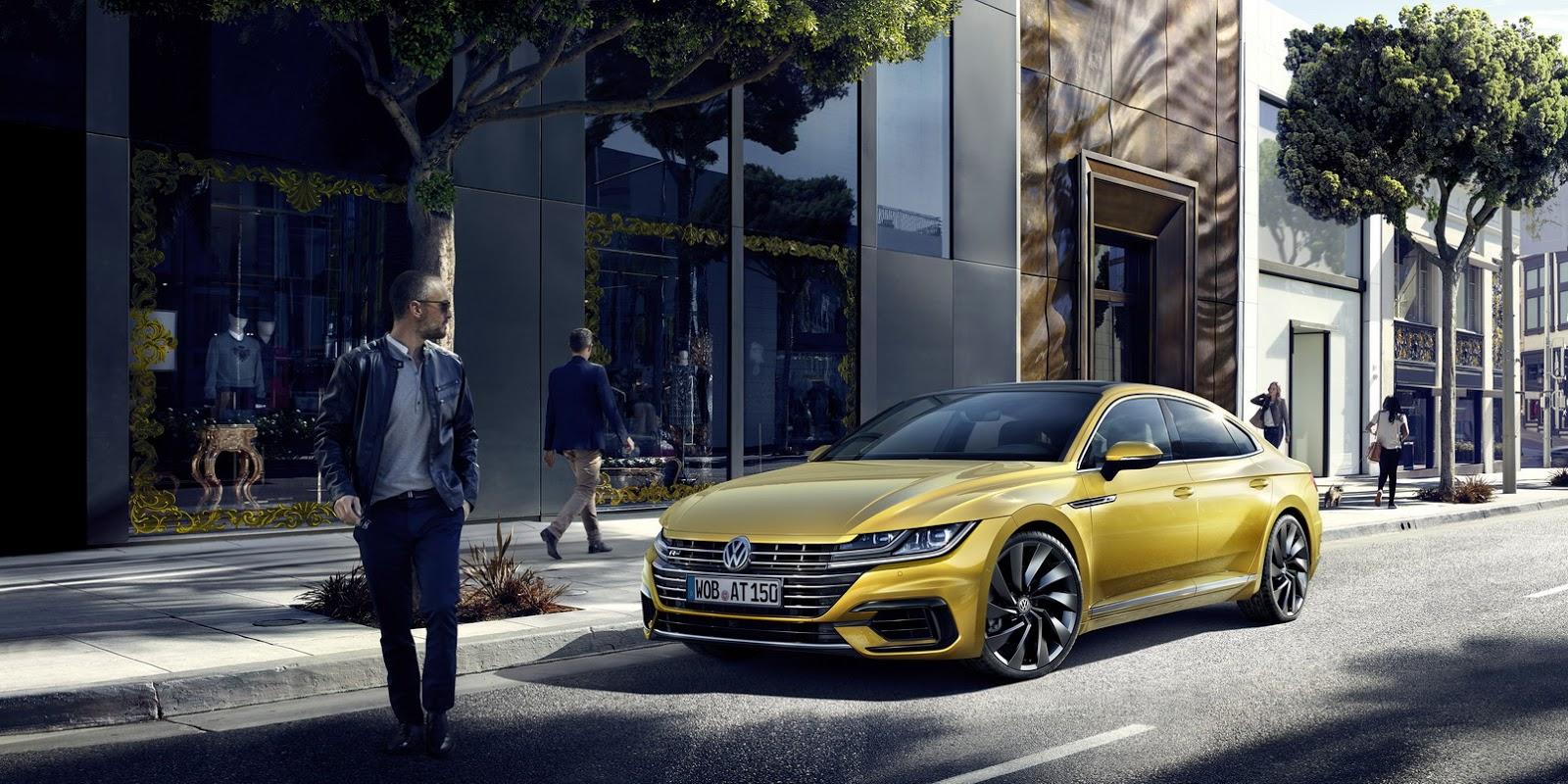 Volkswagen Arteon 2018 (49)