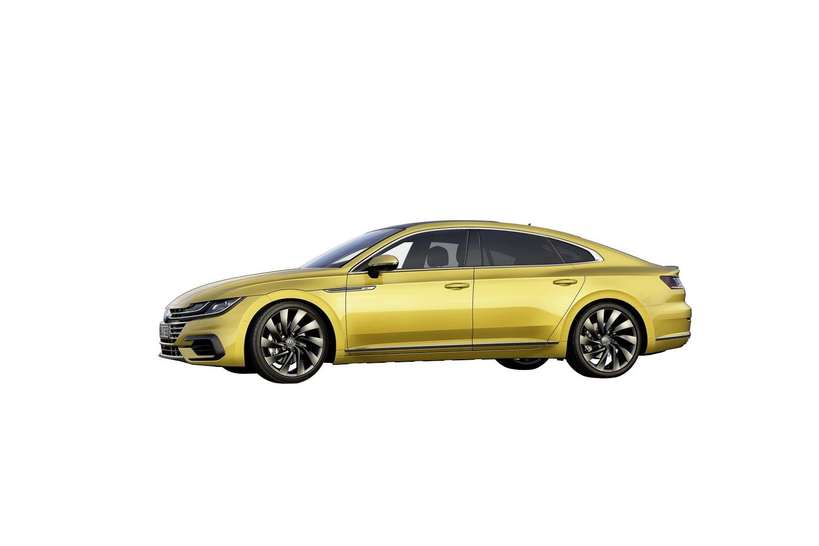 Volkswagen Arteon 2018 (5)