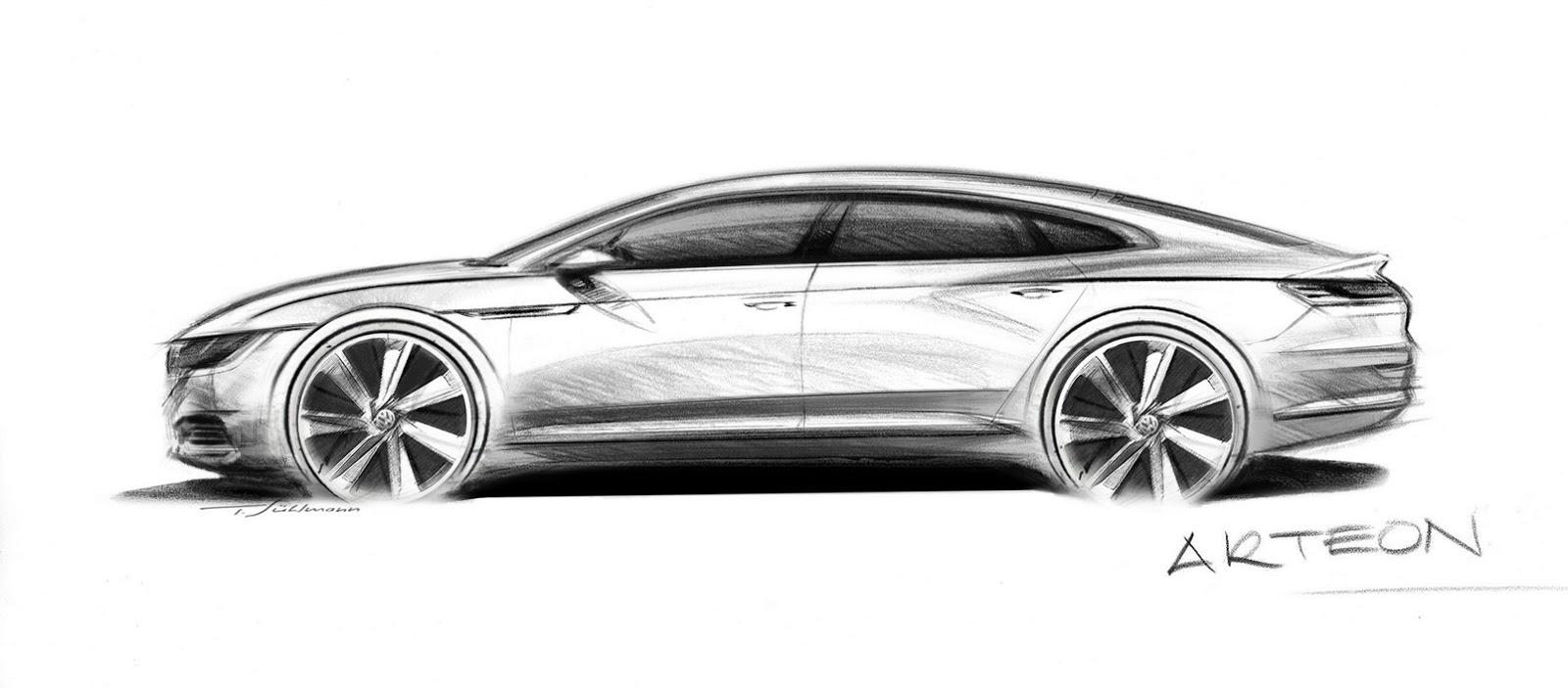 Volkswagen Arteon 2018 (52)