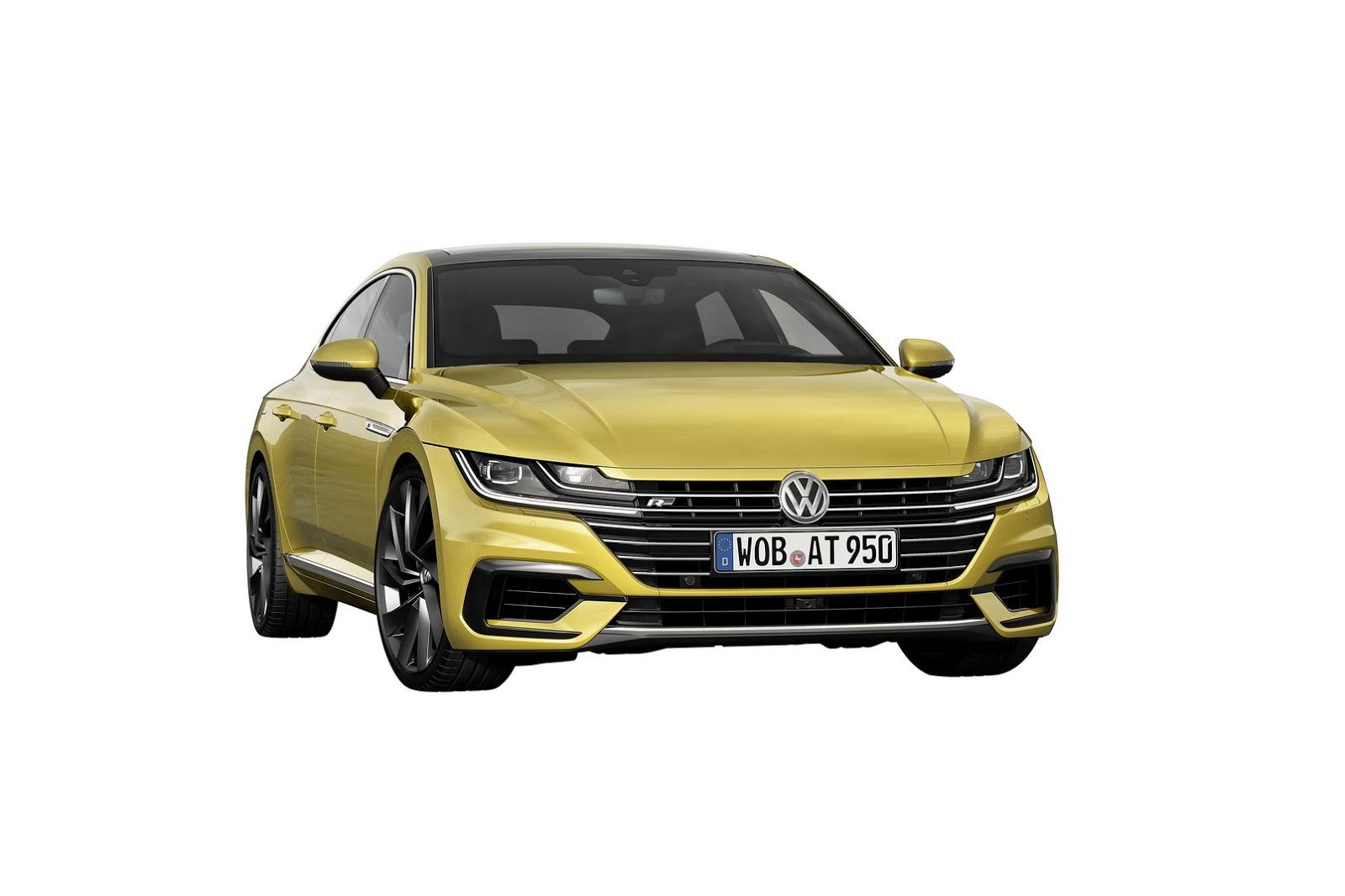 Volkswagen Arteon 2018 (9)