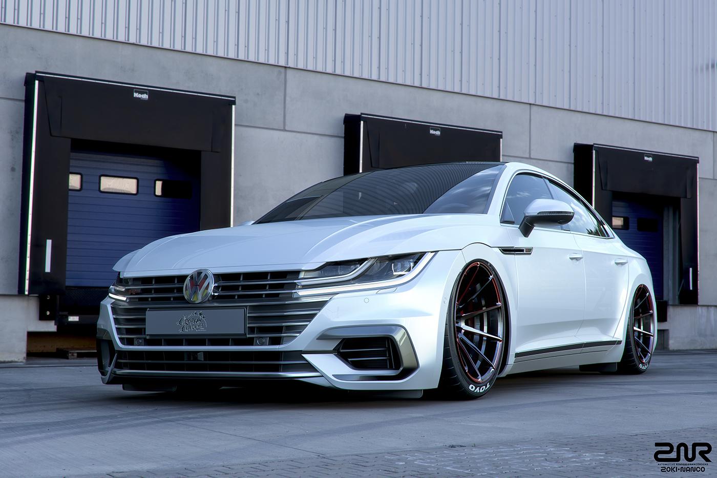 Volkswagen Arteon tuning (1)