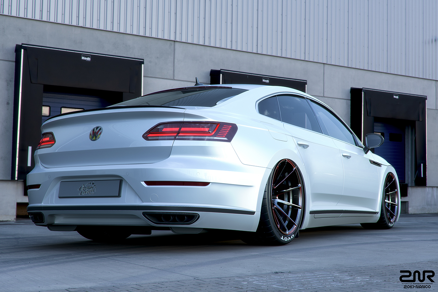 Volkswagen Arteon tuning (2)