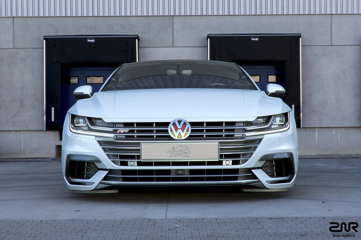 Volkswagen Arteon tuning (4)