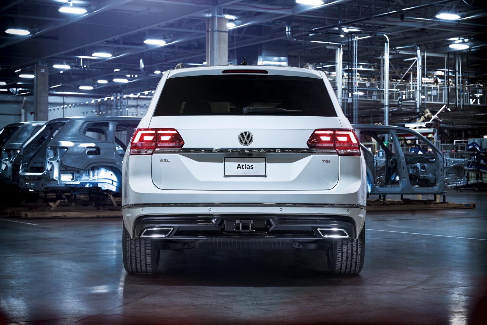 Volkswagen Atlas R-Line (10)