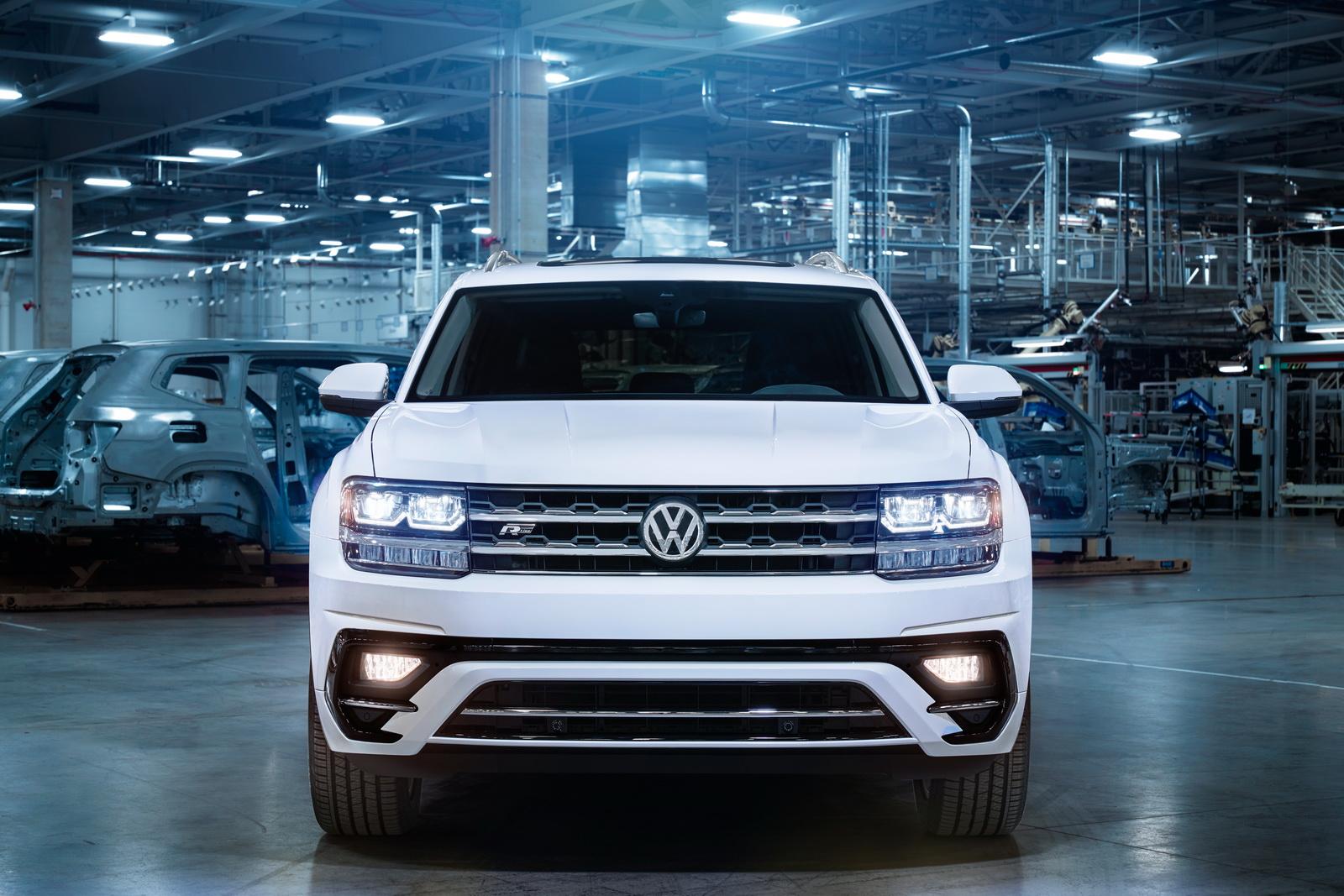 Volkswagen Atlas R-Line (11)