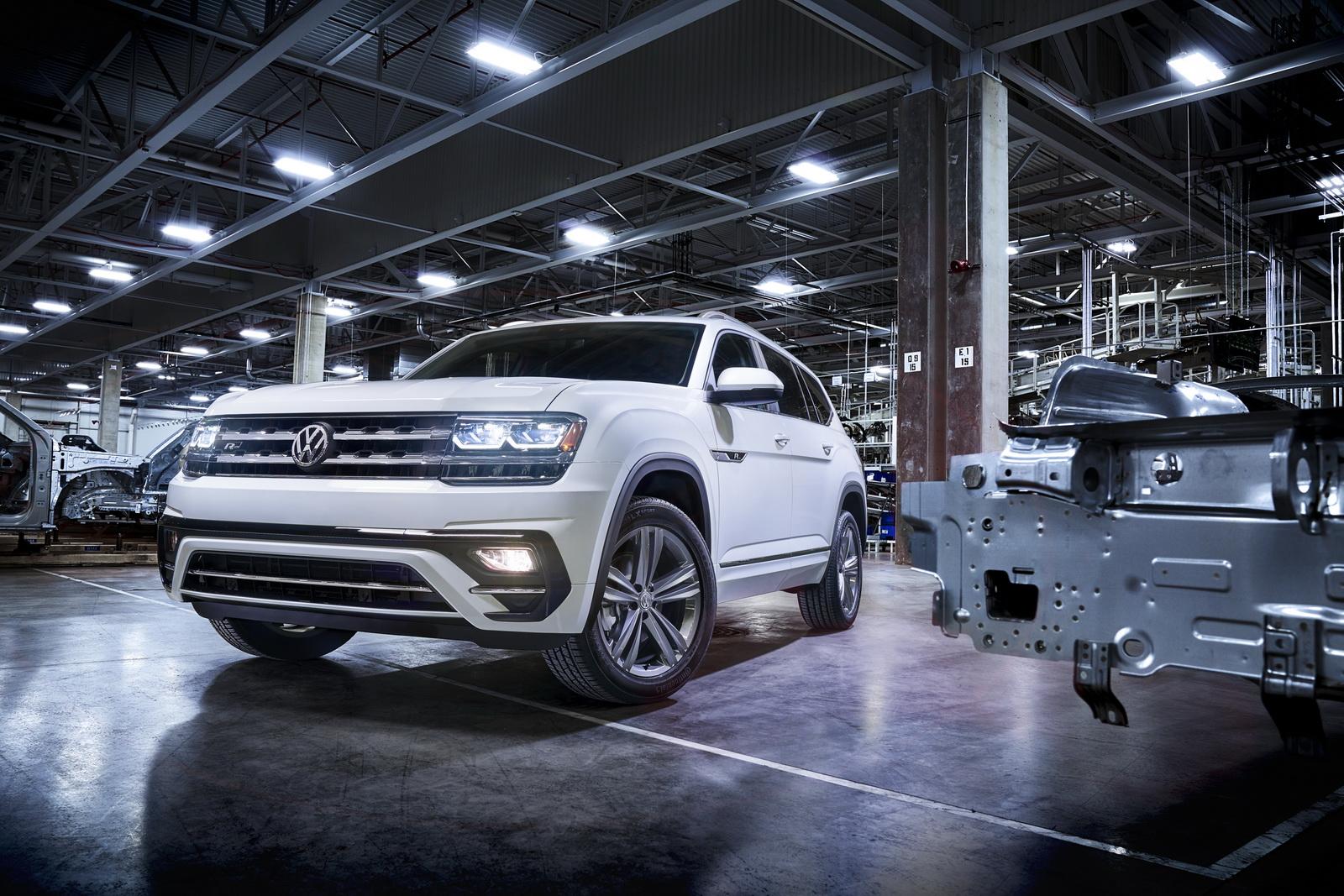 Volkswagen Atlas R-Line (2)
