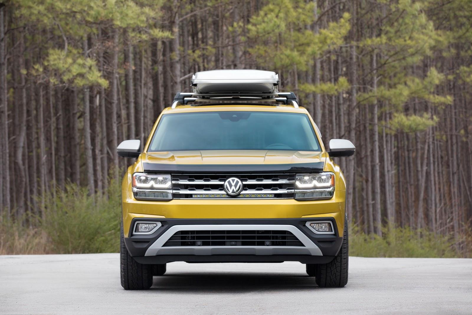 Volkswagen Atlas Weekend Edition Concept (3)