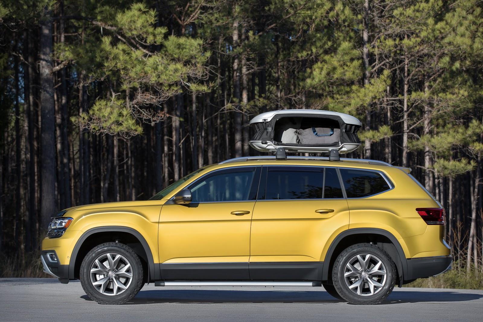 Volkswagen Atlas Weekend Edition Concept (4)