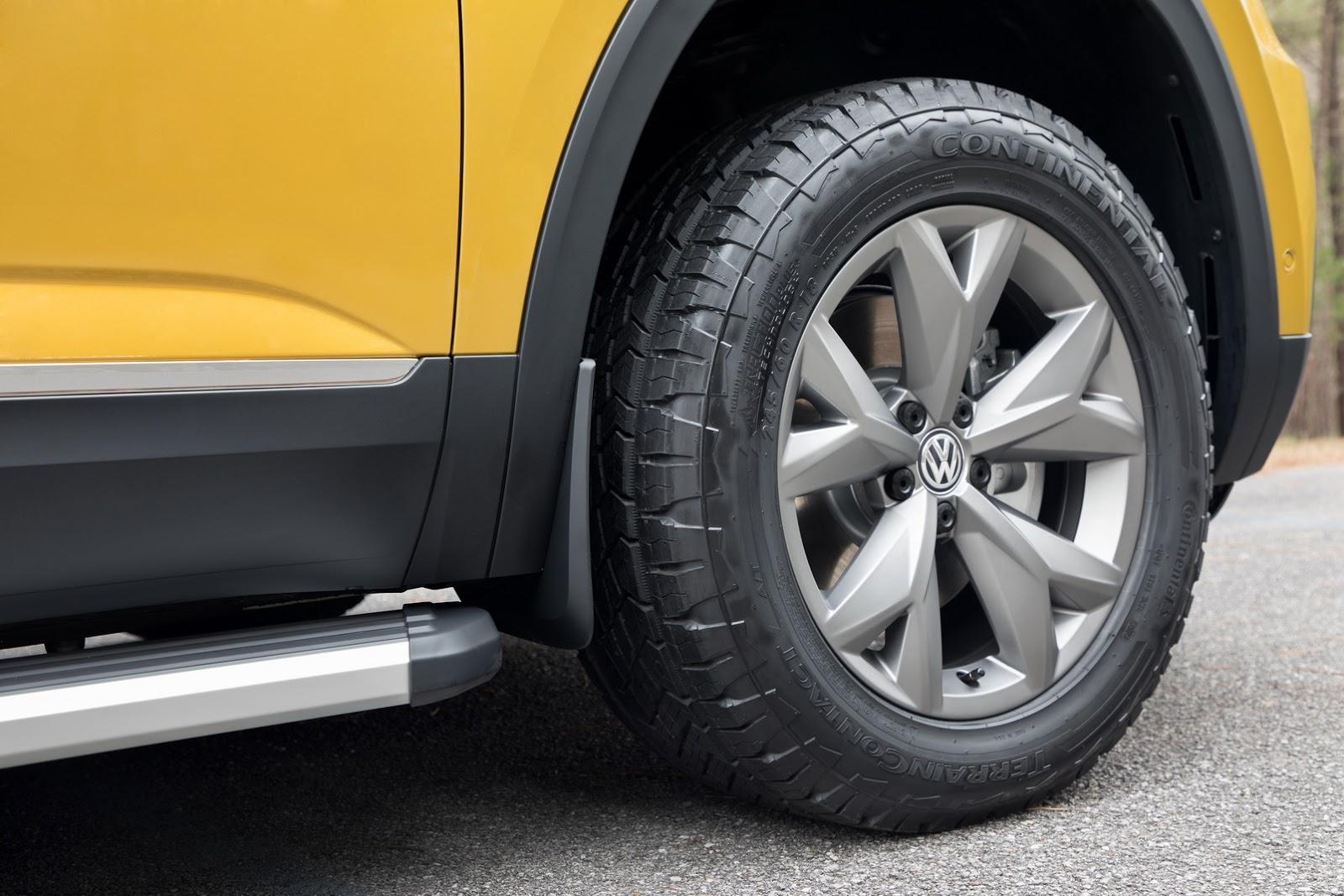 Volkswagen Atlas Weekend Edition Concept (6)