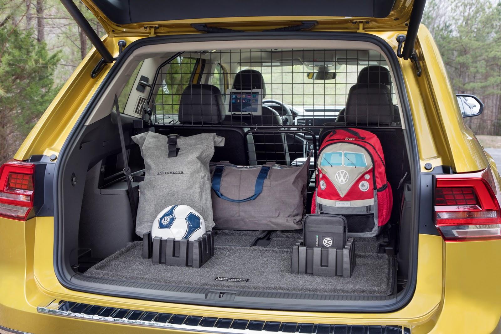 Volkswagen Atlas Weekend Edition Concept (8)