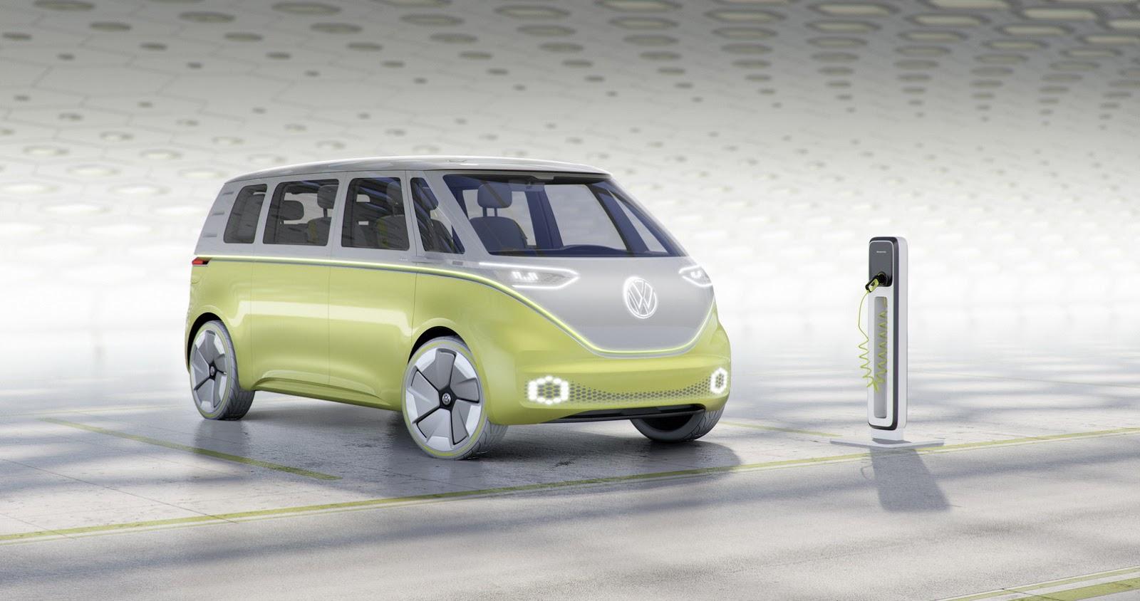 Volkswagen I.D. Buzz Concept (1)