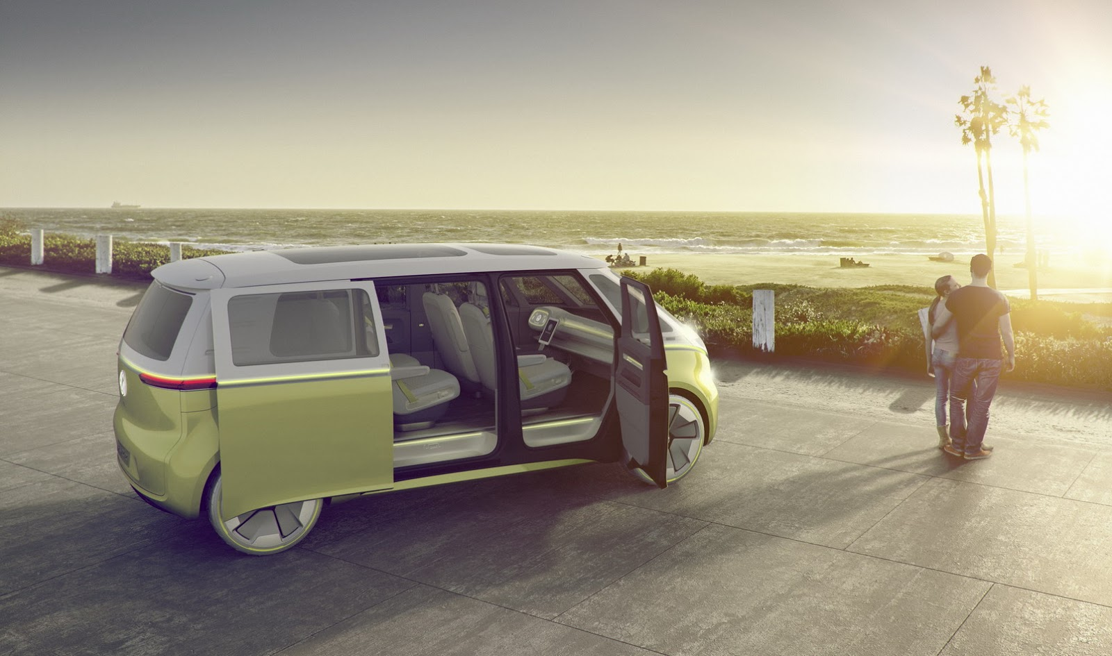 Volkswagen I.D. Buzz Concept (10)