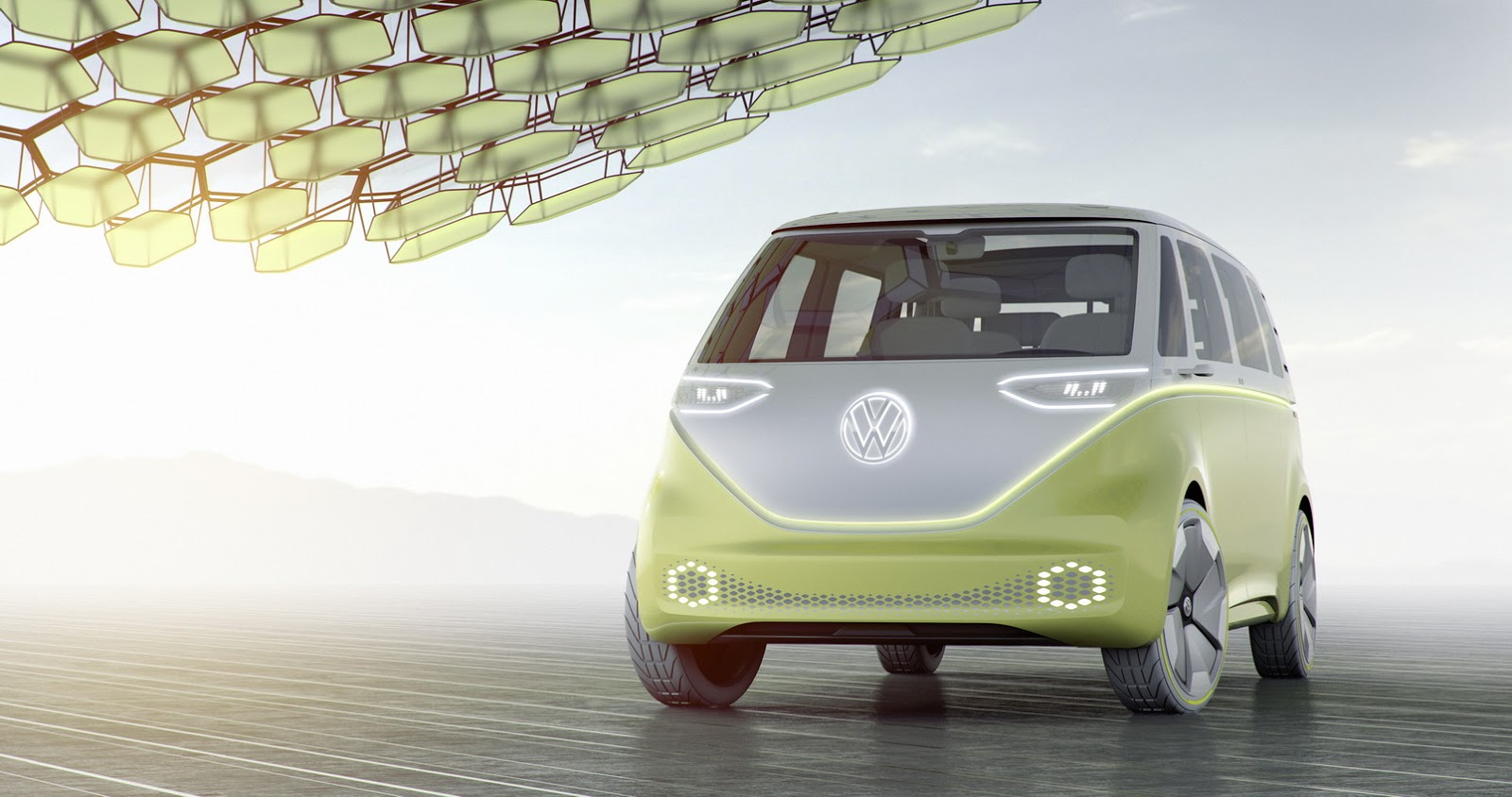 Volkswagen I.D. Buzz Concept (14)