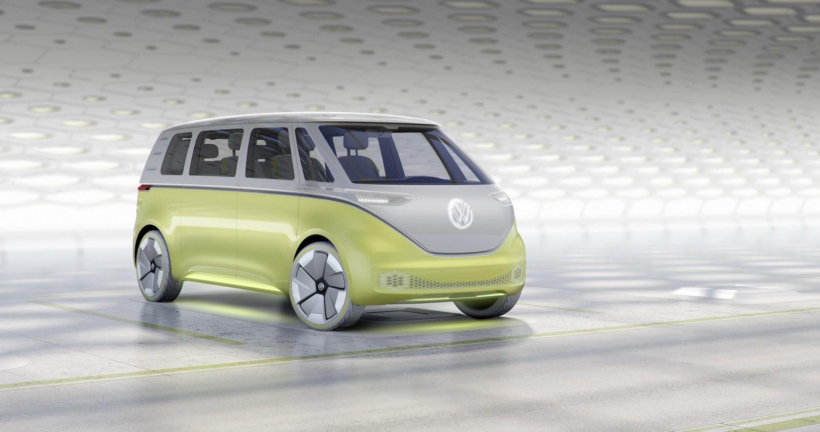 Volkswagen I.D. Buzz Concept (15)