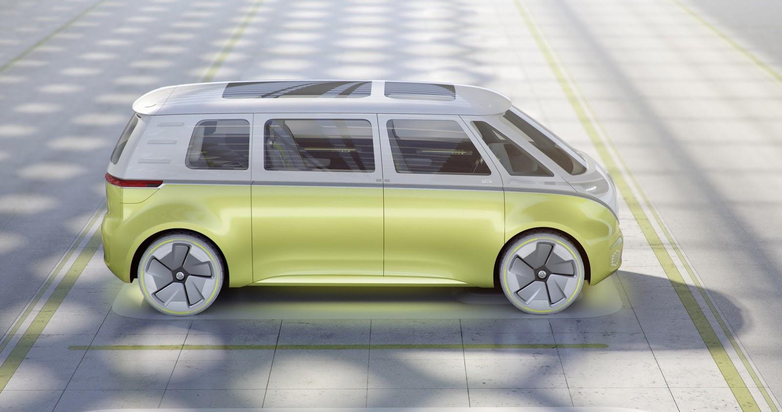Volkswagen I.D. Buzz Concept (17)