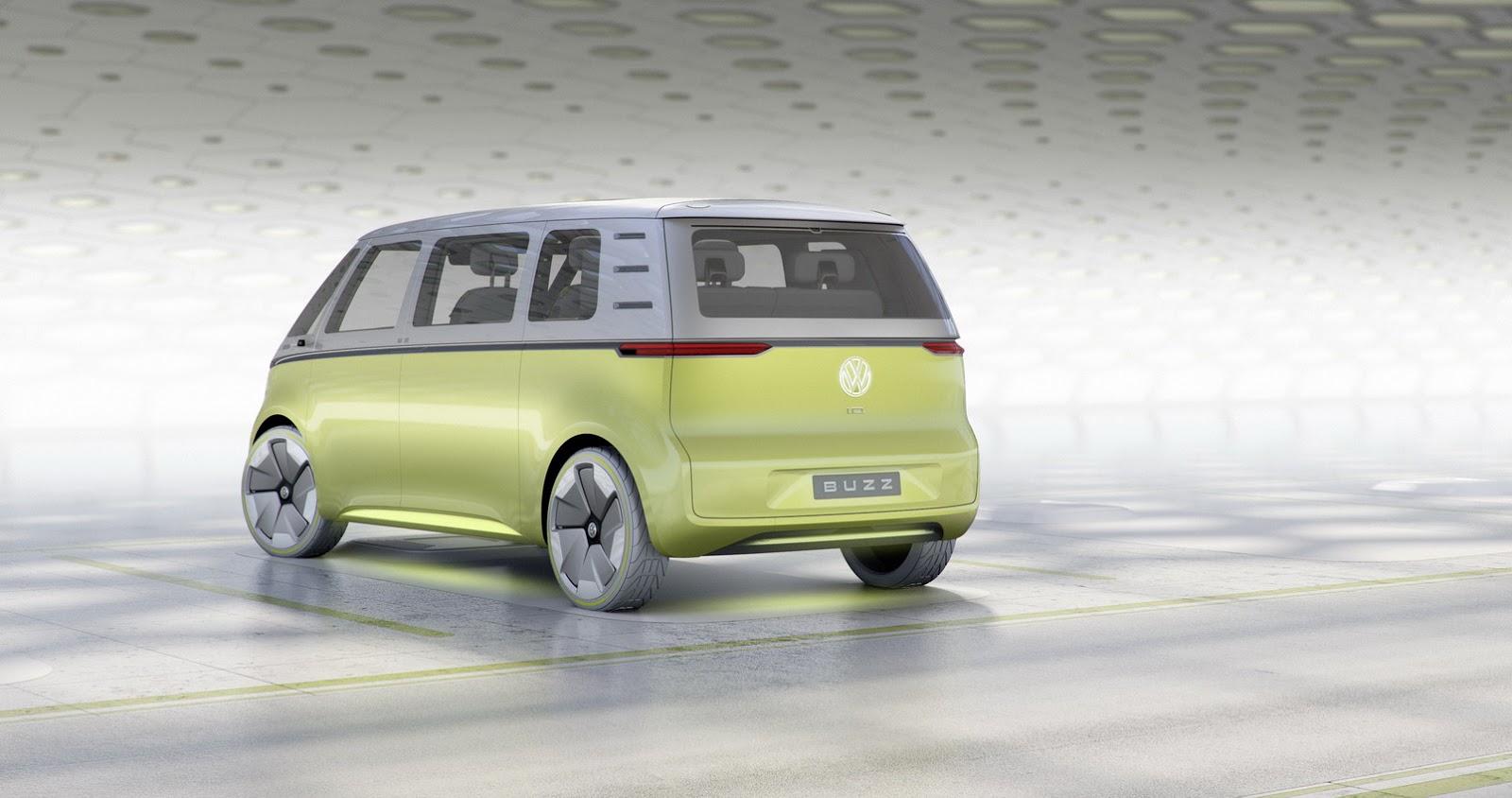 Volkswagen I.D. Buzz Concept (19)
