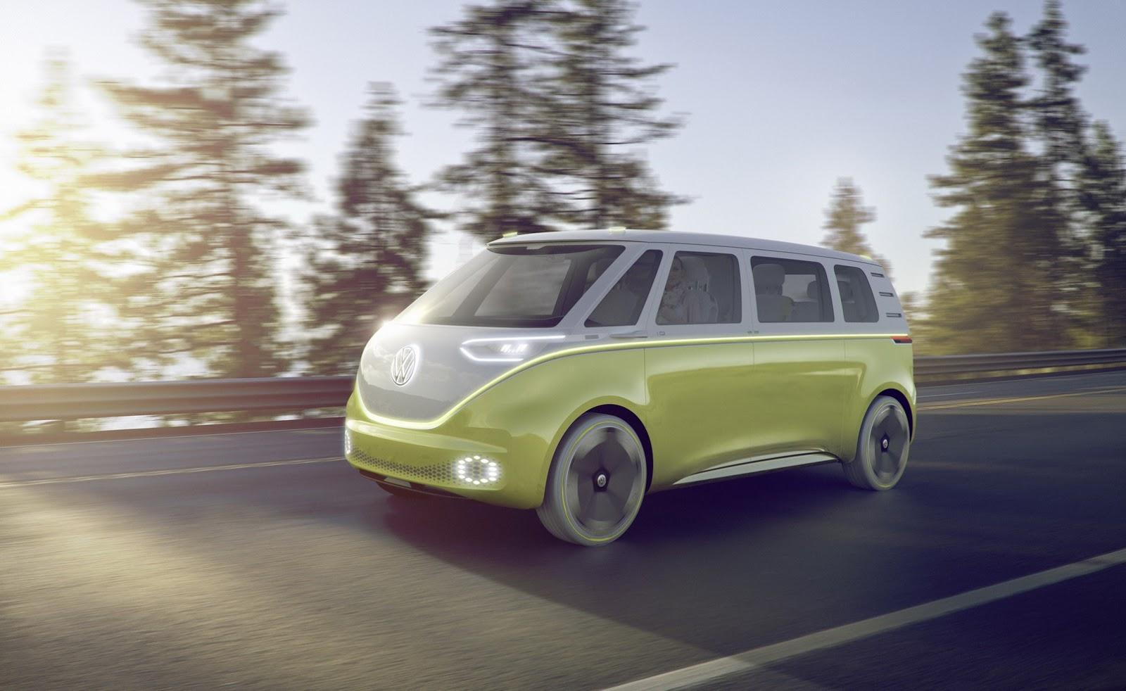 Volkswagen I.D. Buzz Concept (2)