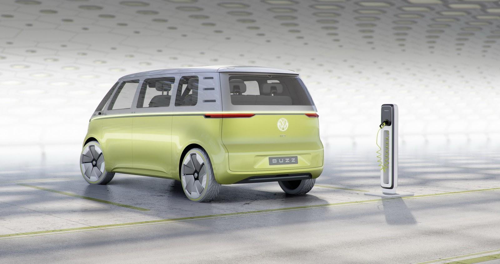 Volkswagen I.D. Buzz Concept (20)