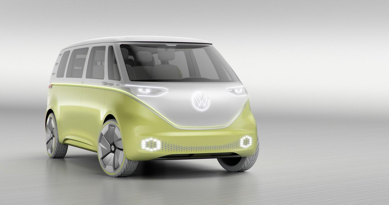 Volkswagen I.D. Buzz Concept (21)