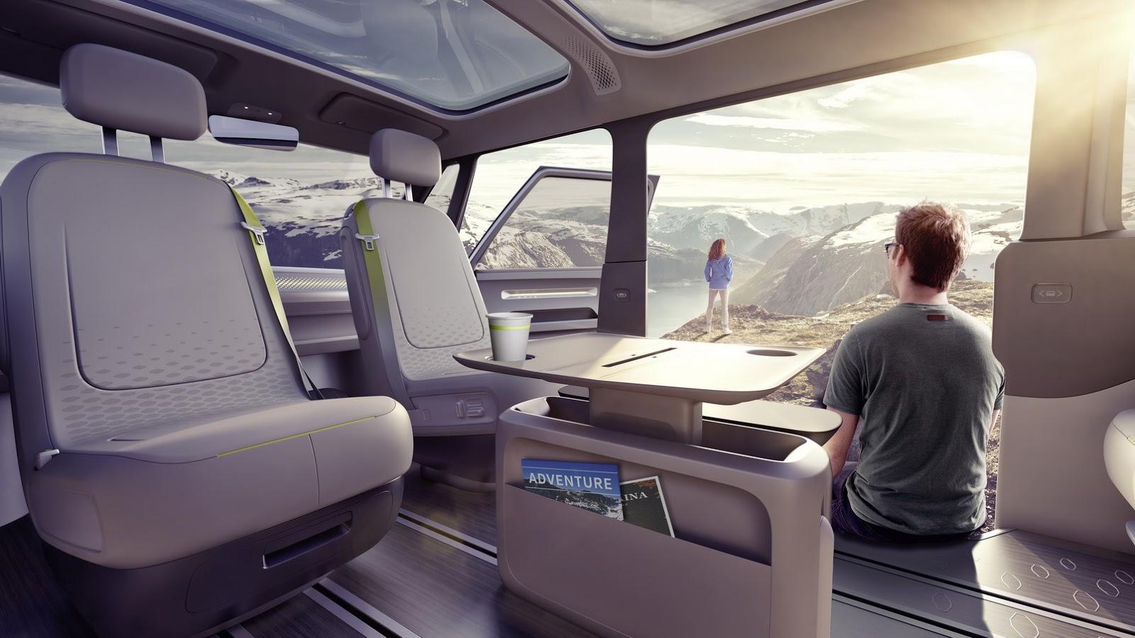 Volkswagen I.D. Buzz Concept (26)