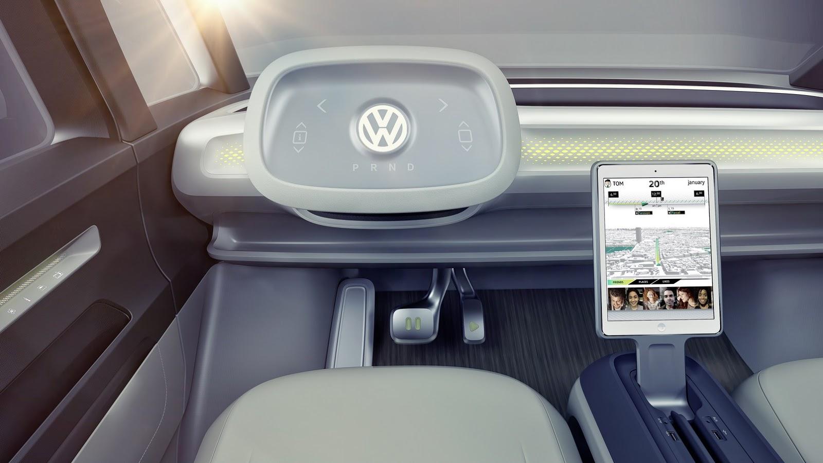 Volkswagen I.D. Buzz Concept (28)