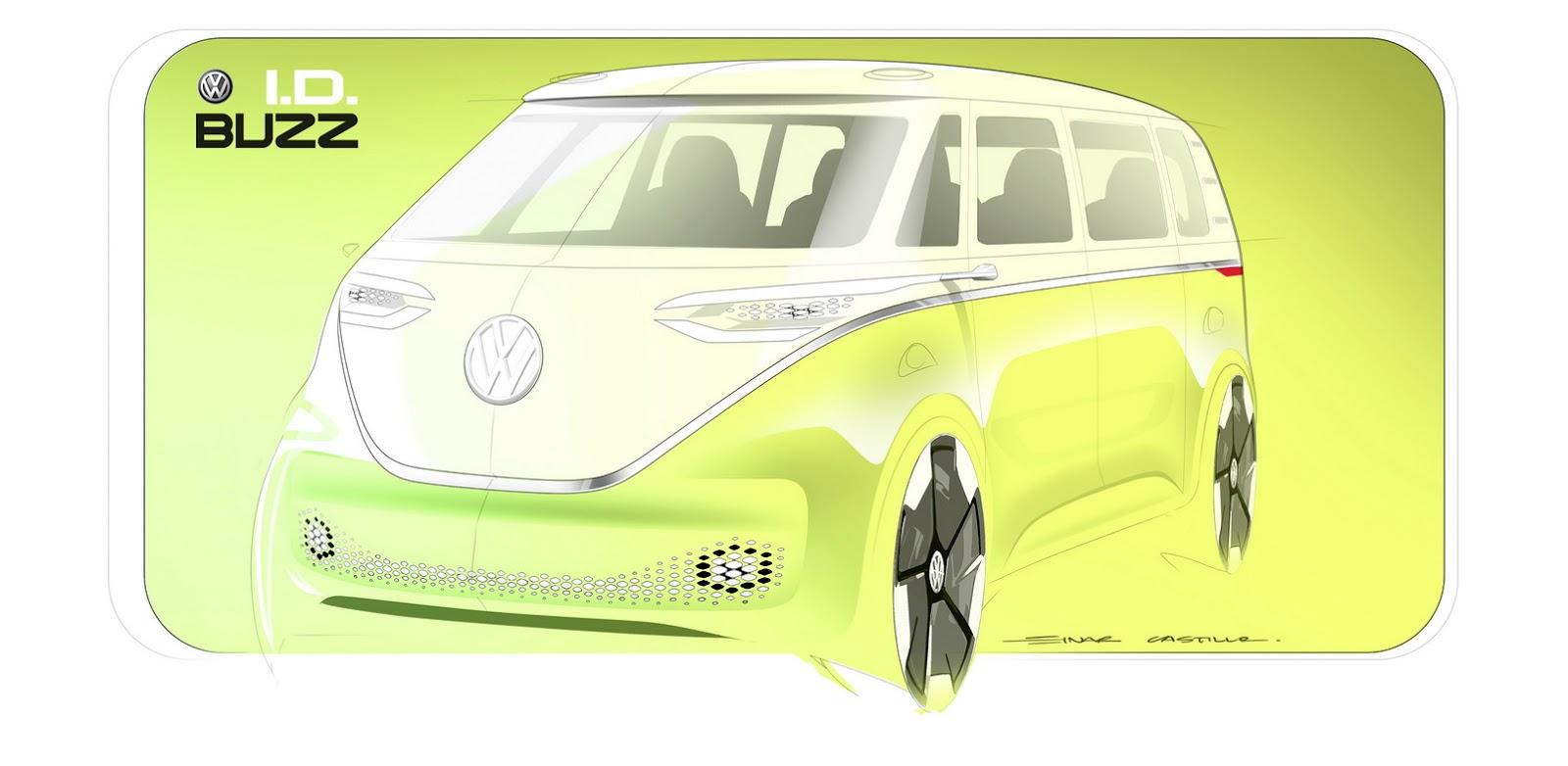 Volkswagen I.D. Buzz Concept (43)